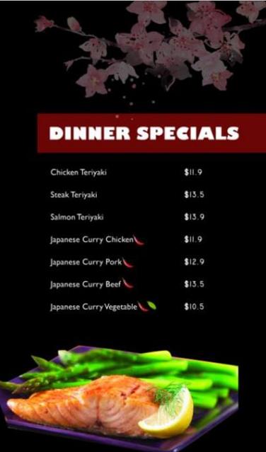 dinner_Specials